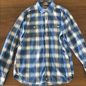 Lucky Brand Medium Classic Fit Button Down